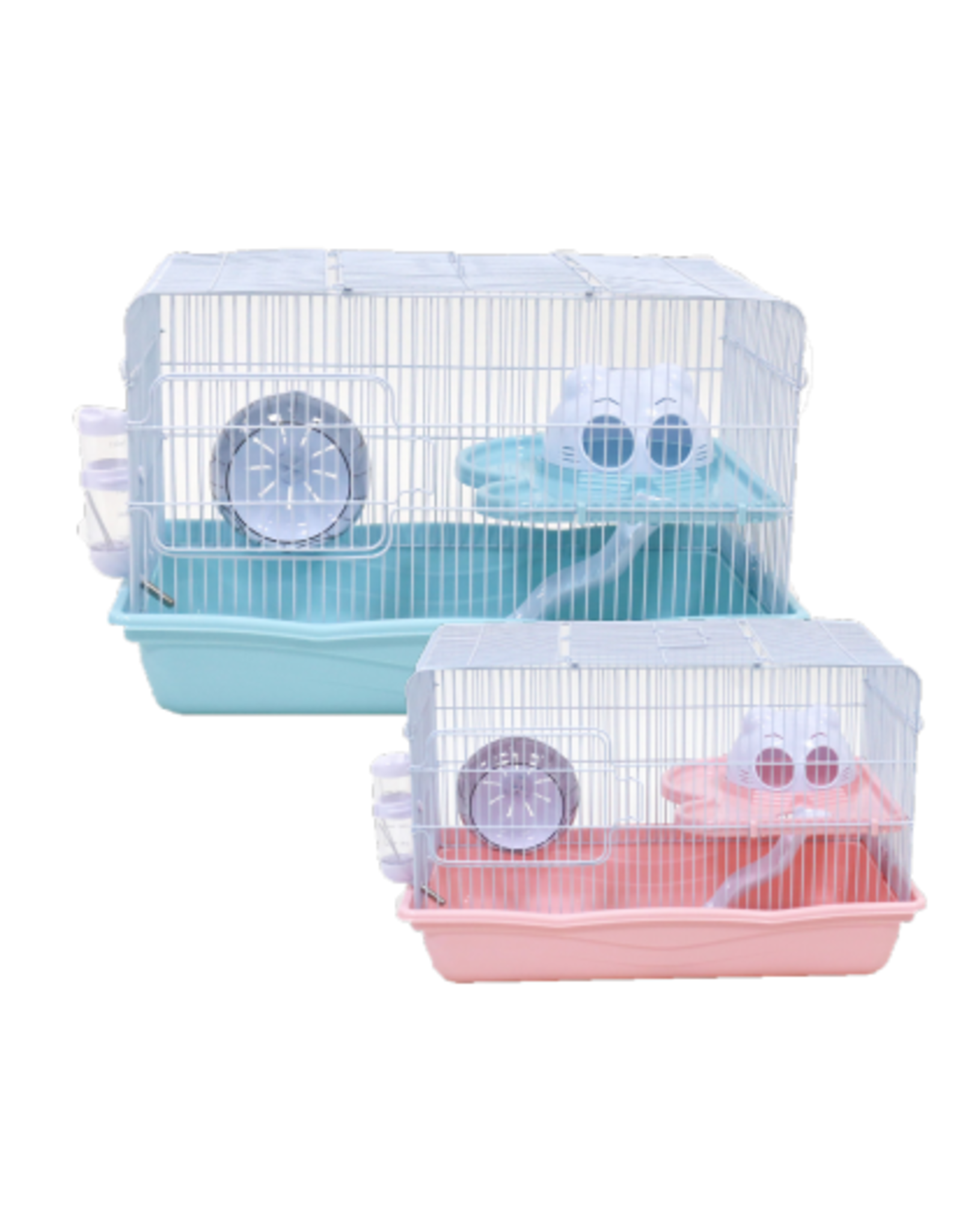 Sky Pet Products Harry Cage Blue