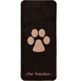 Pet Rebellion Stop Muddy Paws Brown/Beige