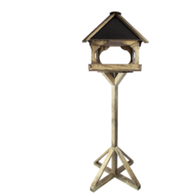 Trust Pet Stoneleigh Bird Table On Stand