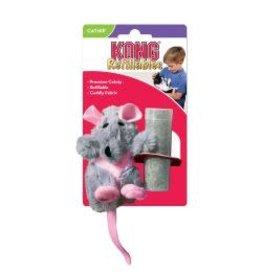 Kong Kong Cat Rat Refillable Toy