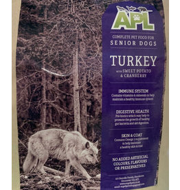 APL APL Grain  Free Senior Turkey With Sweet Potato And Cranberry