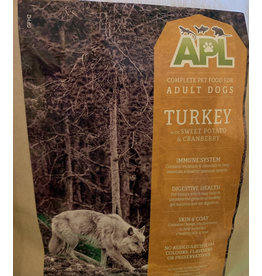 APL APL Grain Free Adult Turkey With Sweet Potato And Cranberry