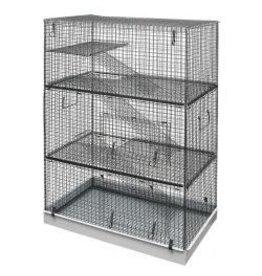 Lazy Bones LB Triple Storey Wire Rodent Cage