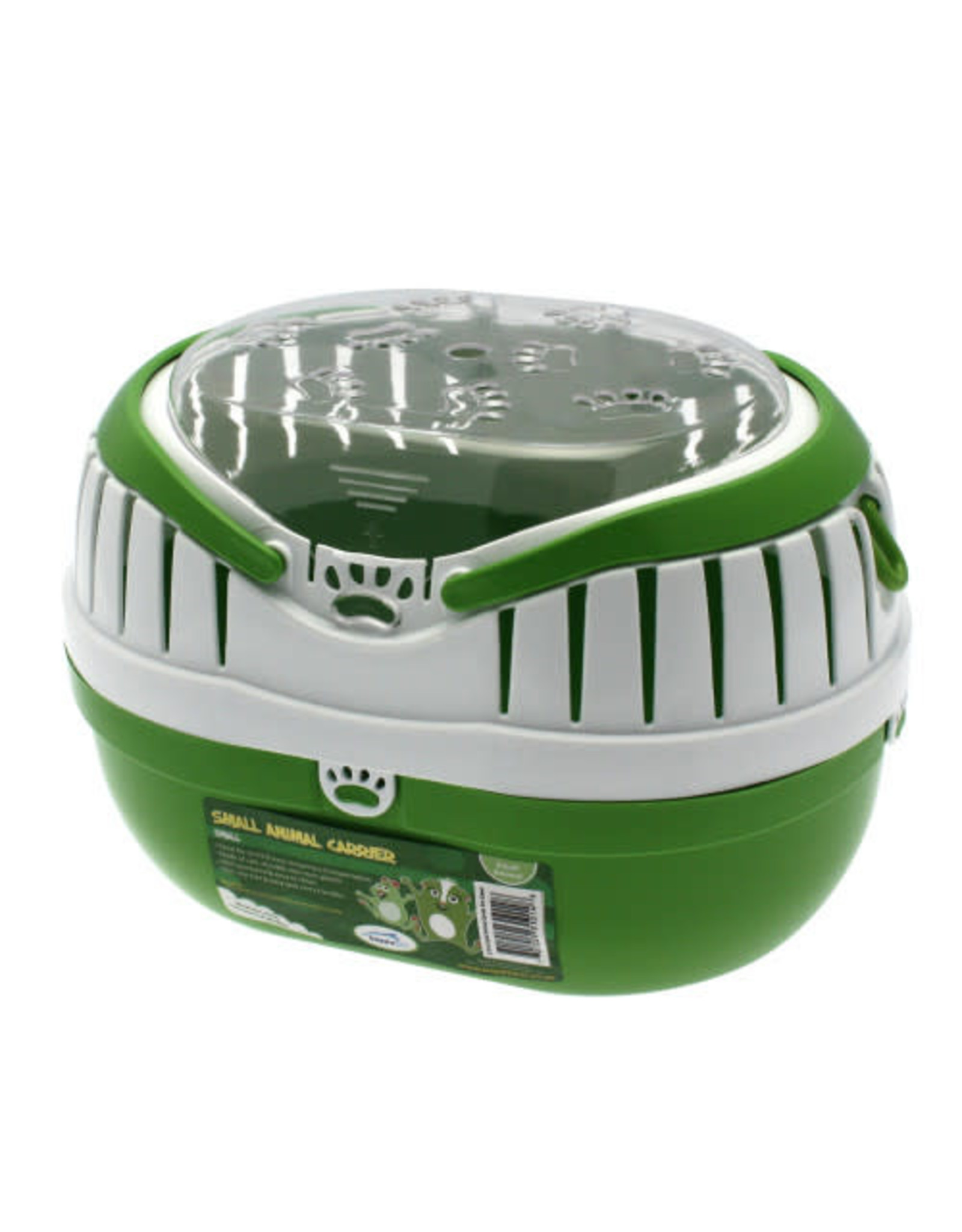Happy Pet Small Animal Carrier Large Green