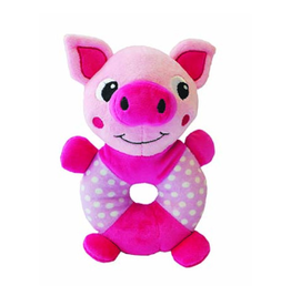 Happy Pet Little Rascals Play Ring Pig