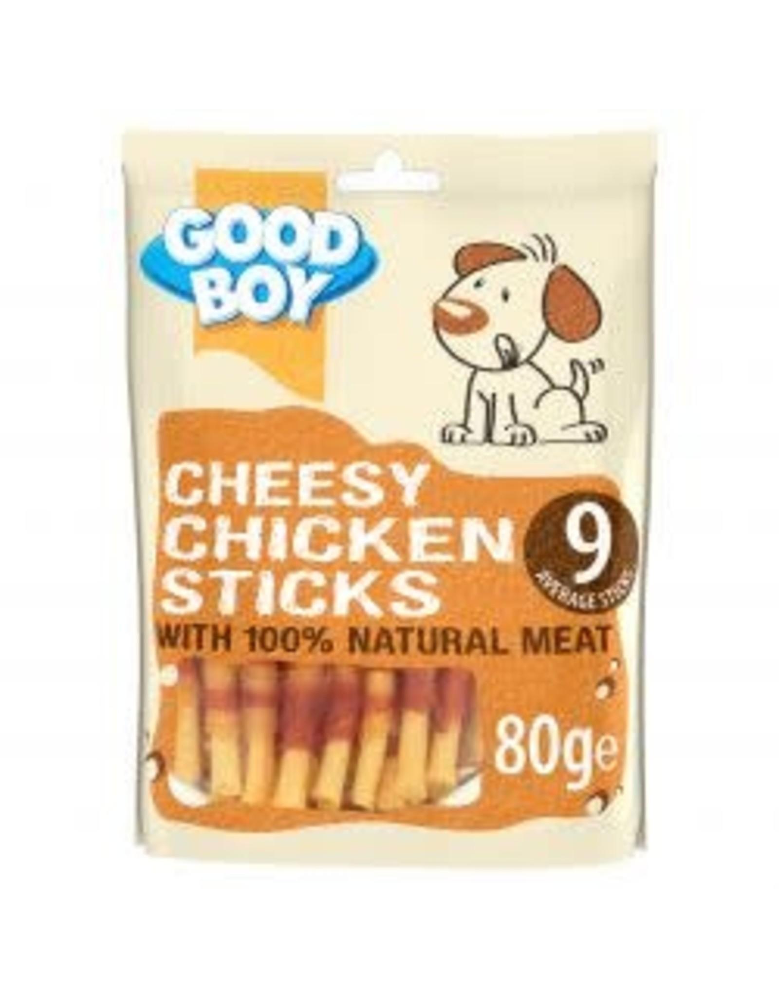 Armitage GB Cheesy Chicken Sticks 80g