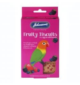 Johnsons Johnsons Bird Fruity Biscuits 5 Pack