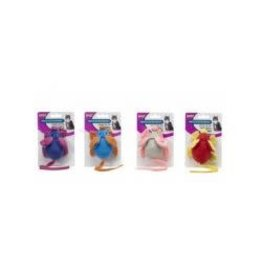 Sharples Rattle Clatter Mouse Cat Toy