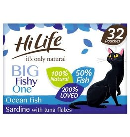 Hi Life Hi Life Natural Cat Fish 32 x 70g