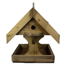 Trust Pet Kenilworth Bird House Square Hanging