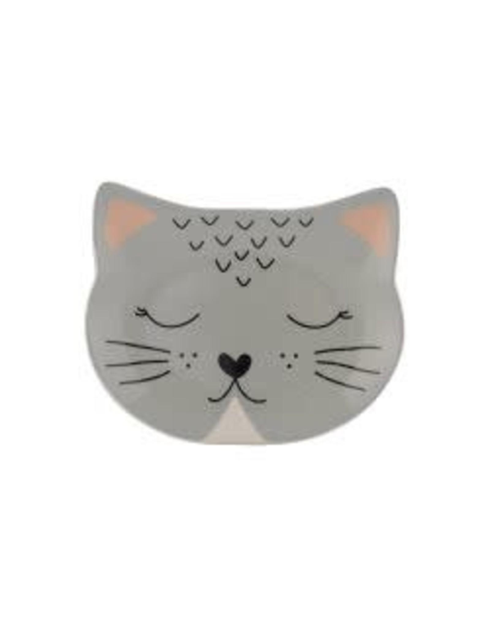 Mason Cash MC Smokey Cat Saucer 13cm