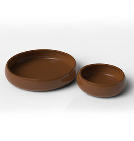 Pro Rep PR Mealworm Dish Brown Small