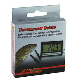 Lucky Reptile LR Digital Thermometer Deluxe