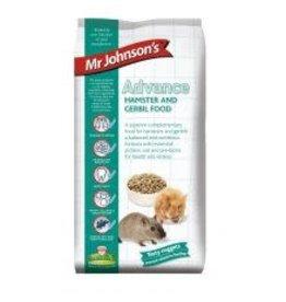 Mr Johnson's Mr Johnsons Advance Hamster And Gerbil Food 750g