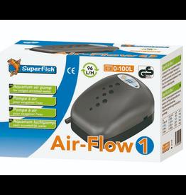 SuperFish Super Fish Air-Flow 1 Air Pump 0-100L