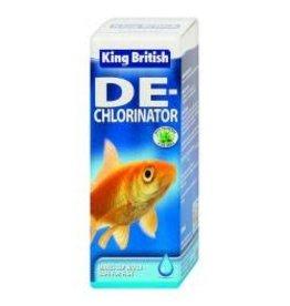 King British King British De-Chlorinator 50ml