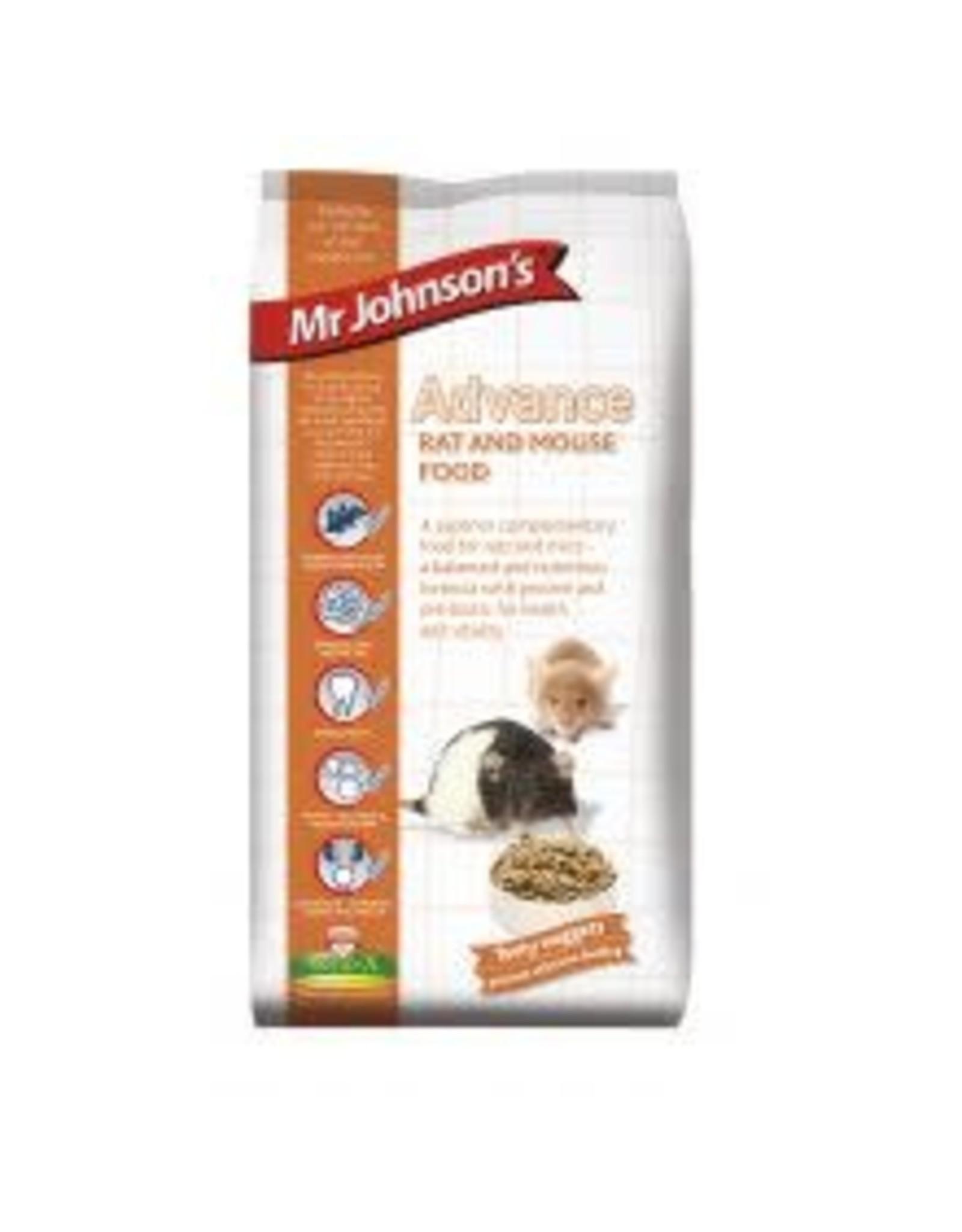 Mr Johnson's Mr Johnsons Advance Rat And Mouse Food 750g