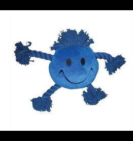 Happy Pet Happy Faces Dog Toy Blue