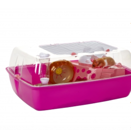 Sky Pet Products Hayden Mouse Cage Pink