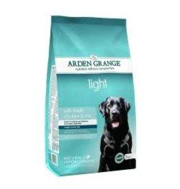 Arden Grange Arden Grange Adult Dog Chicken and Rice Light 2kg