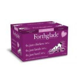 Forthglade Forthglade Grain Free Variety 12 Pack