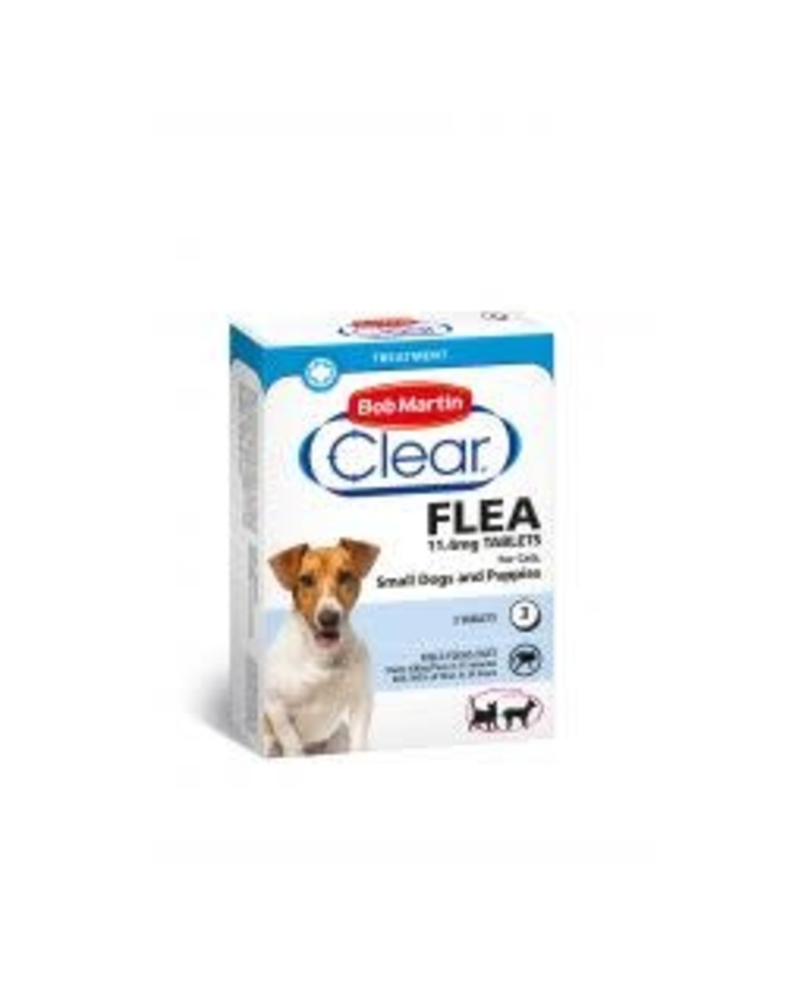 Bob Martin BM Flear Clear Tablets Small Dog and Puppies