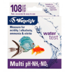 Waterlife Waterlife Water Test Kit For Aquariums And Ponds