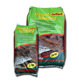 Lucky Reptile LR Desert Bedding Outback Red 7L