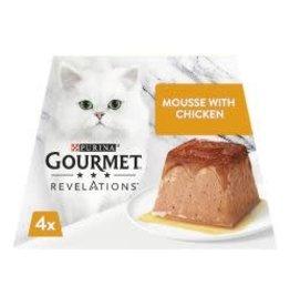 Purina Gourmet Revelations Chicken 57g x 4