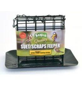 Supa Supa Suet Block & Scrap Feeder Tray