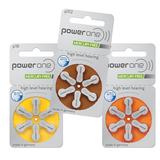 Power One  Hörgerätebatterien