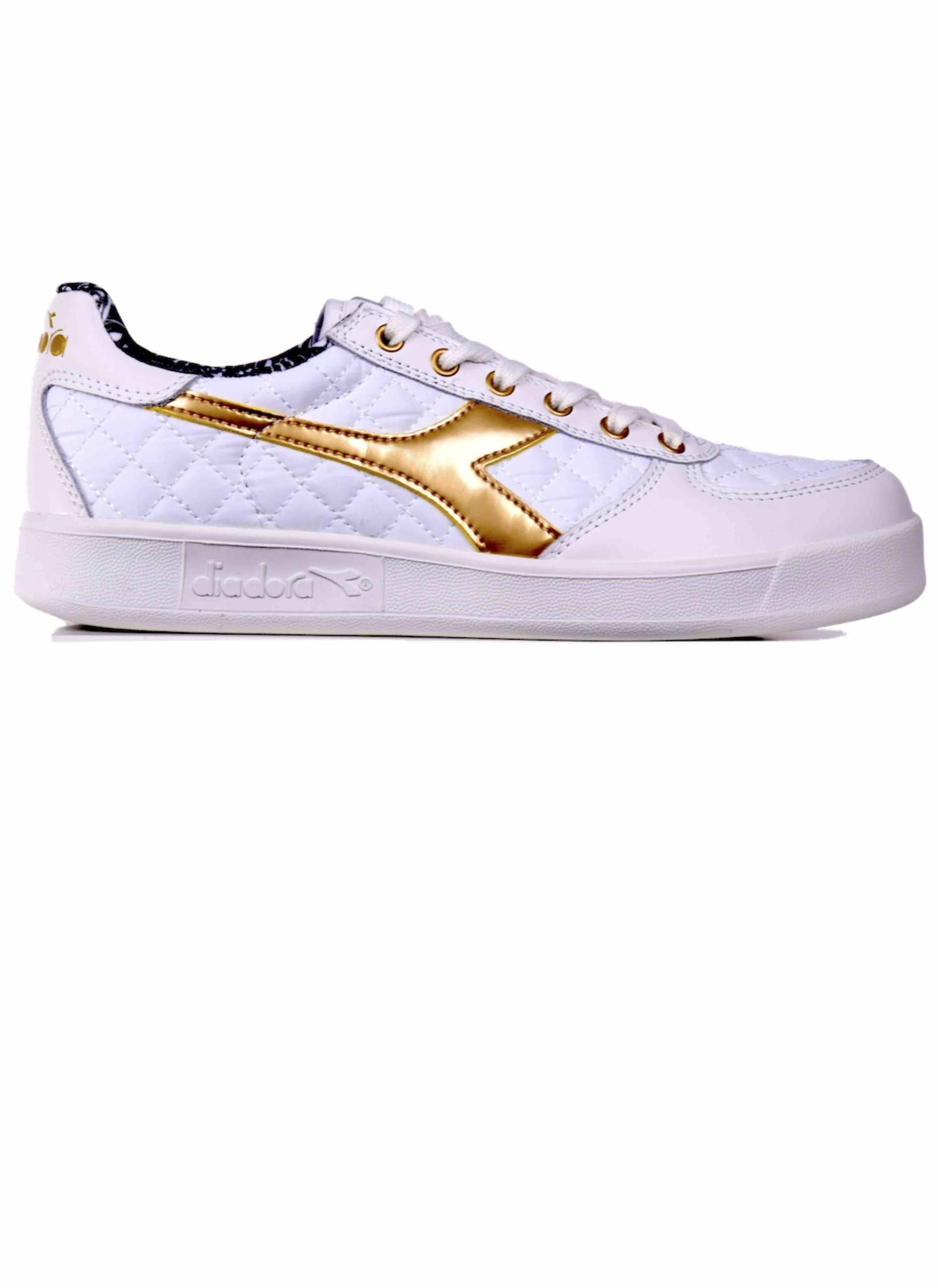 Diadora B.Elite Charm Sneakers White
