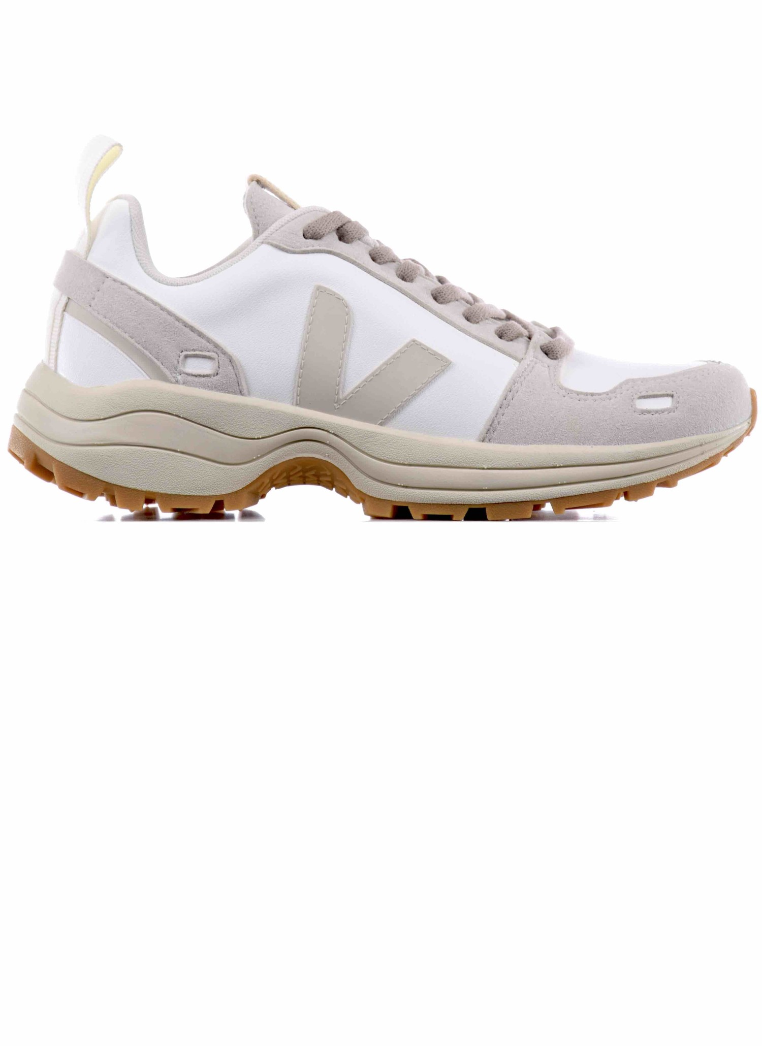 tubo respirador asentamiento Charlotte Bronte  Rick Owens x Veja Hiking Sneakers Beige | HALO - HALO
