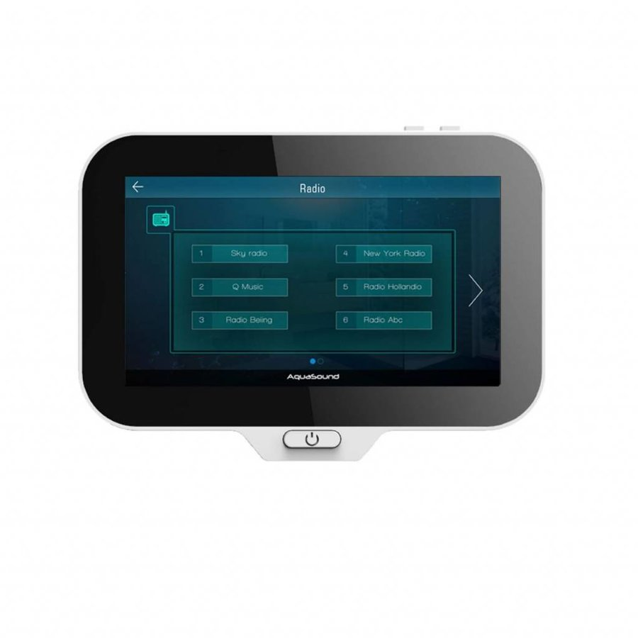 Controller N-Joy Waterdicht (IPX7) t.b.v. Music Center + Wand Lader/Adapter (16GB)