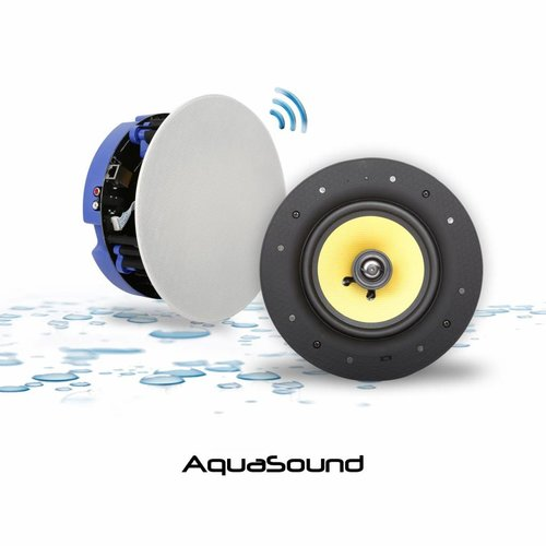 Speakerset Move Bluetooth 4.0 Wit (21cm) 70 Watt (230V/12V)