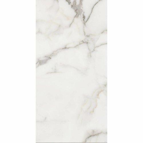 Vloertegel Lux Calacatta Gepolijst 60x120 cm Per m2