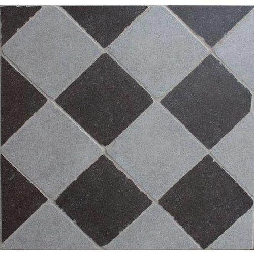 Getrommelde wand en vloertegels Italy 15 x 15 cm Prijs P/M²