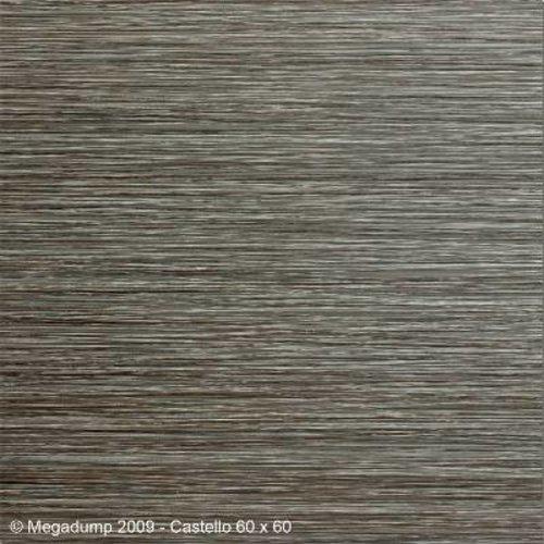 Vloertegel Castello 60x60 cm P/M²