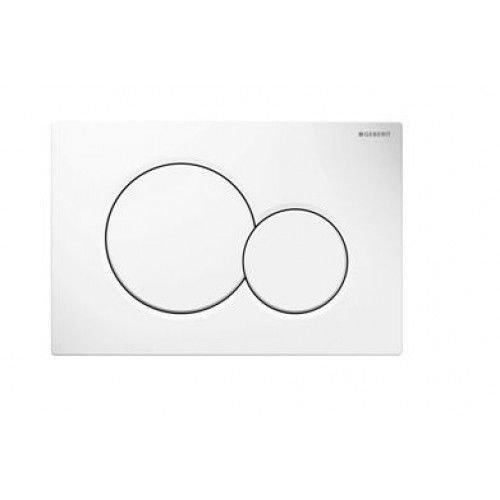 Sigma 01 drukplaat wit voor de UP300 / UP320 / UP720 inbouwreservoir