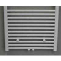 Design Radiator Mega 60x120 cm Wit (midden-aansluiting) Outlet