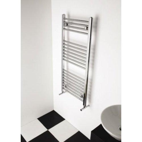 Design radiator 60x170 cm chroom Outlet