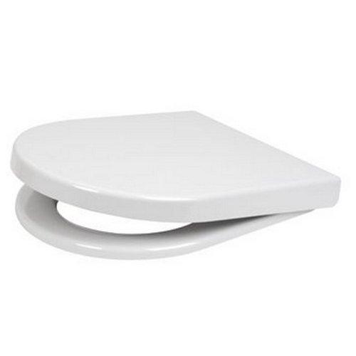 Closetzitting Plus en Compact met soft close en quick release hoogglans wit