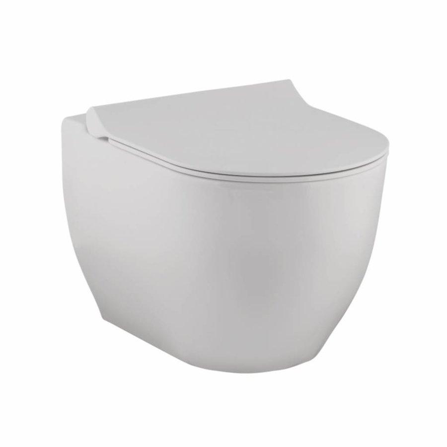 Wandcloset Design Ocean Plus Inclusief Softclose Slimline bril