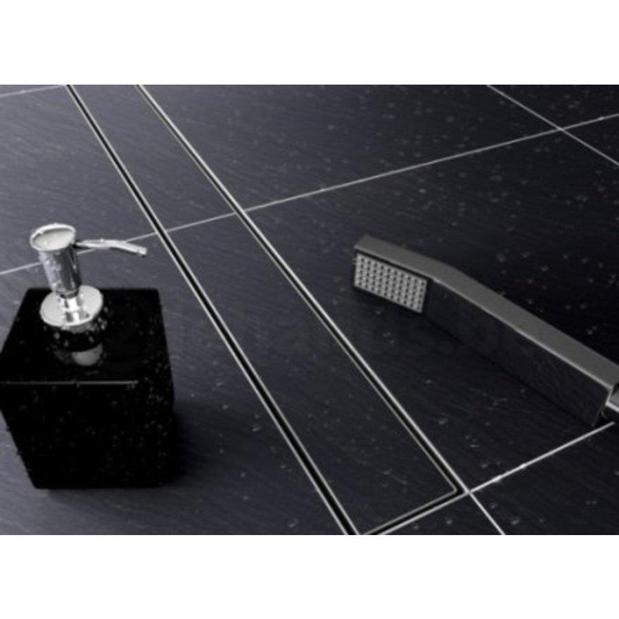 Tegelrooster IPV het rooster van uw douchegoot 50 t/m 120 cm