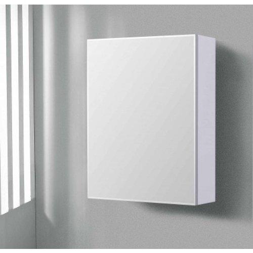 Spiegelkast 60 cm wit