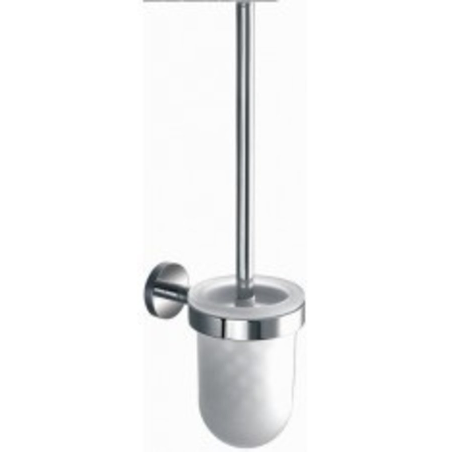 toiletborstel set rond