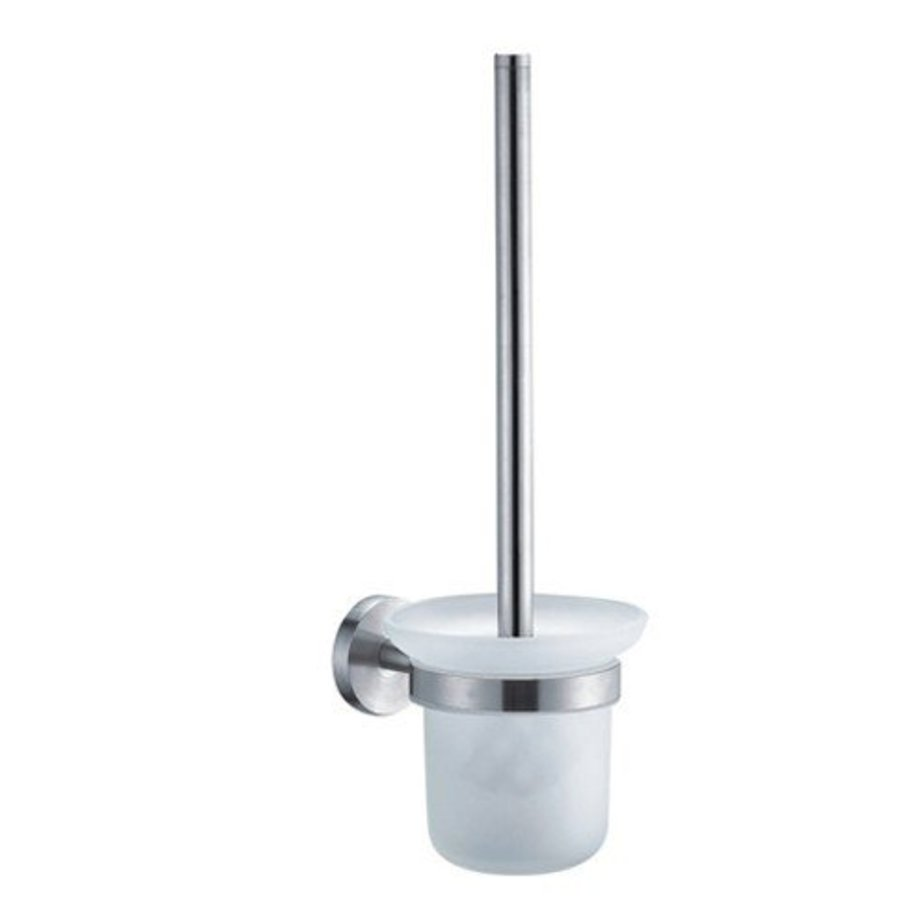 Ore toiletborstelgarnituur volledig RVS