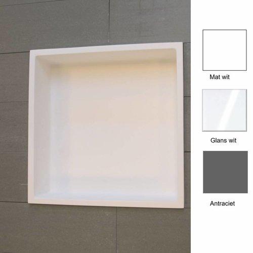 Inbouwnis 29.5x29.5x8 cm (in 3 kleuren verkrijgbaar)