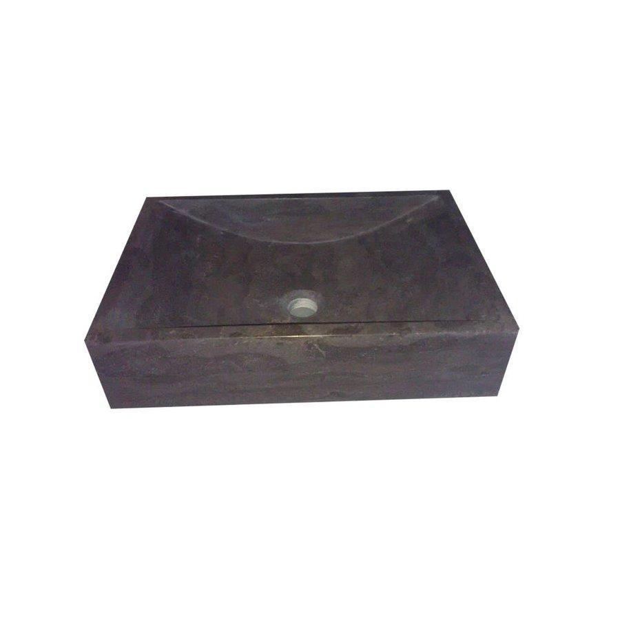 Natuurstenen Waskom Box 50x35x12 cm
