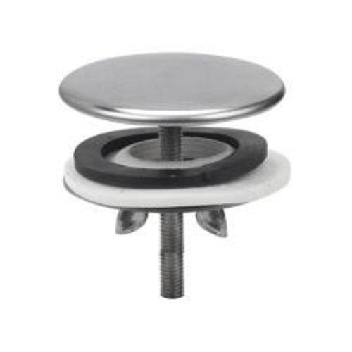 RVS kraangatstop chroom 40mm